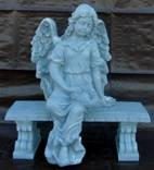 Lg. Sitting Angel