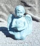 Angel Holding Bird