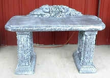 Angel Wing Bench