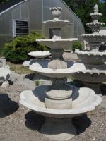 4 Tier Petal Fountain